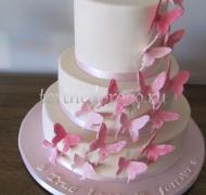 Торт на крестины # 25
