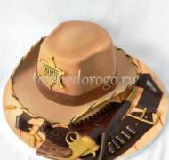 Торт для начальника # 3