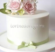 Торты свадебные 1 ярус # Необычайность