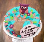 Прикольные торты на день рождения # Мудрость