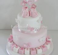 Торт на крестины # 11