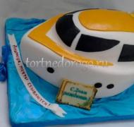 Торт для начальника # 5