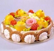 Фруктовые торты # 19