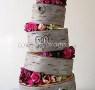 Прикольные торты на свадьбу # 33