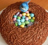 Торт на пасху #9