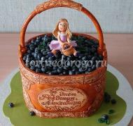 Торт для начальницы # 6