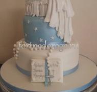 Торт на крестины # 18