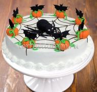 Необычные торты # Хэллоуин