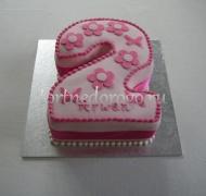 Торт детский цифра #36