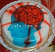 Торт для мужа # Мозг