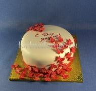 Торт для жены # Бабочки