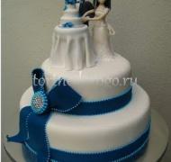 Прикольные торты на свадьбу