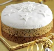 Торт на новый год #28