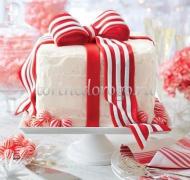 Торт на новый год #33