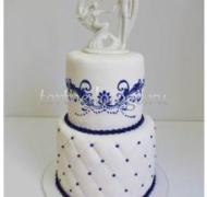 Торт свадебный  ярус # Свидание