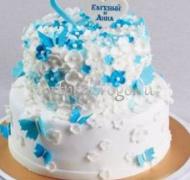 Заказать торт свадебный - Полянка