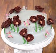 Прикольные торты на день рождения # Маки