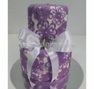 Заказать торт свадебный - Кружева
