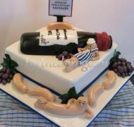 Корпоративный торт # 31