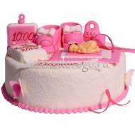 Детский торт # Метрики