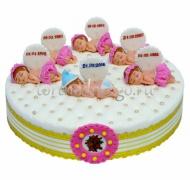 Детский торт # Малыши