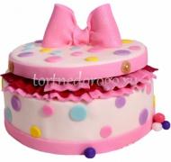 Детский торт # Шкатулочка