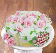 Прикольные торты на день рождения # Торт Праздничный