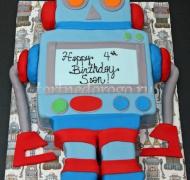 Детский торт #60