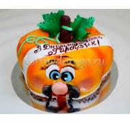 Прикольные торты на день рождения # Тыковка