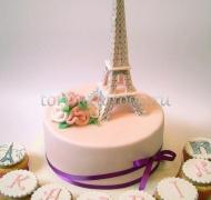 Торт для жены # Париж