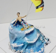 Прикольные торты на день рождения # Серфингист