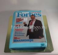 Прикольные торты на день рождения # Журнал Forbes