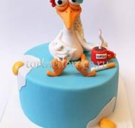 Торт для мужа # Бодрое утро