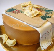 Торт для мужа # Пельмени