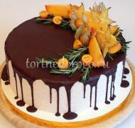 Торт без мастики # Сказка