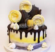 Торт без мастики # Извояние