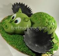 Детский торт # Дракон