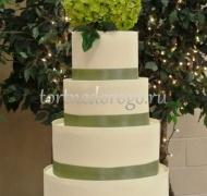 Торт свадебный 4 яруса # Удовольствие